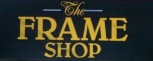 The Frame Shop Logo